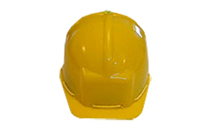 labor helmet with cotton fitting